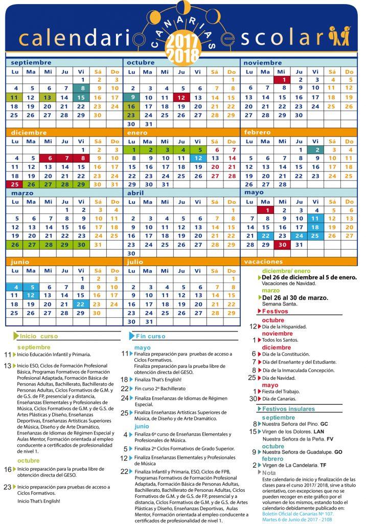 Calendario Escolar 2020 2020 Barcelona.Top 10 Punto Medio Noticias Calendario Escolar 2020 Canarias